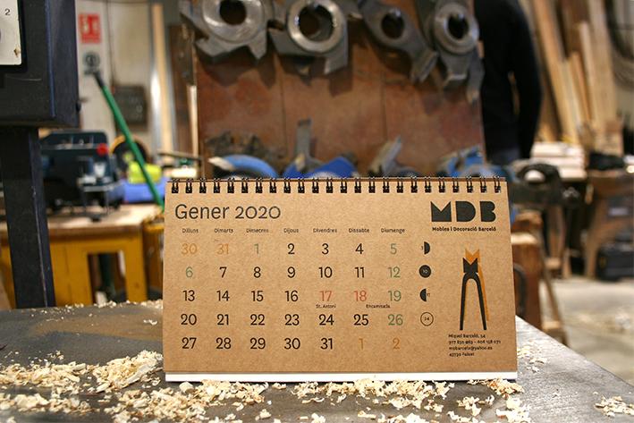 Calendari petit gener